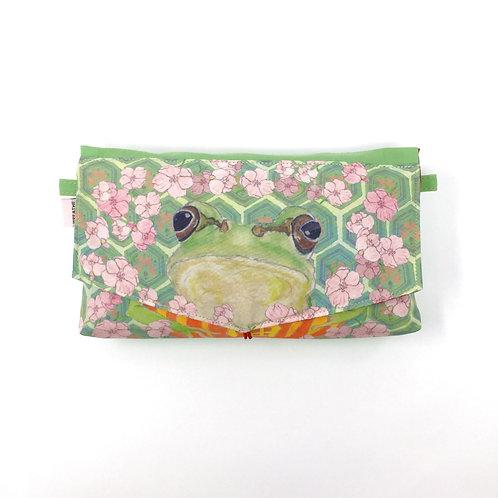 御朱印帳ポーチ / Goshuin pouch