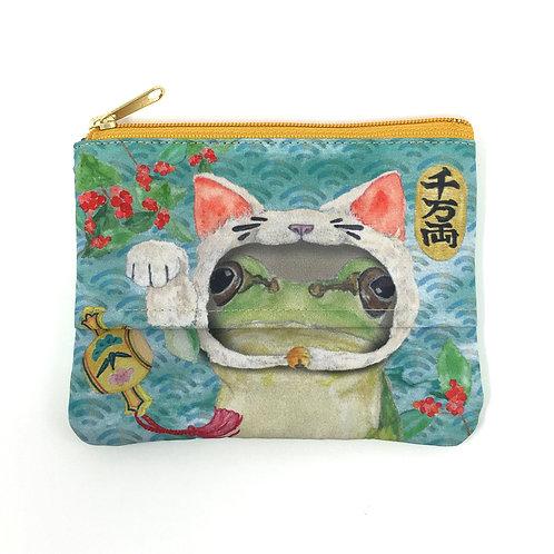 ティッシュケースポーチ / Tissue paper case pouch