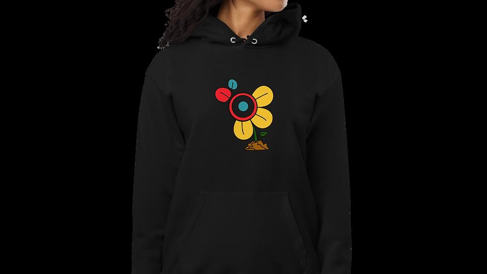 Danny STL Artist fleece hoodie