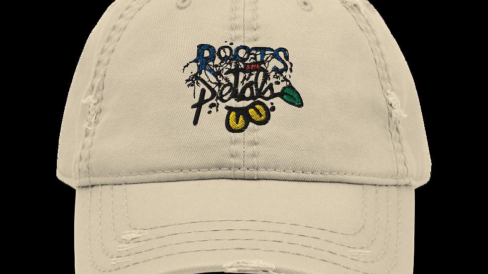 ROOTS AND PETALS Dad Hat