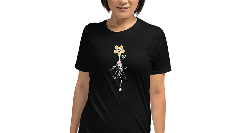 ROOTS AND PETALS Unisex T-Shirt