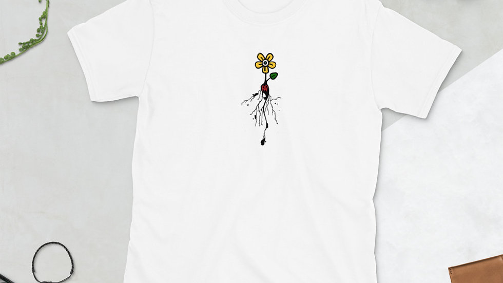 ROOTS AND PETALS Unisex T-Shirt