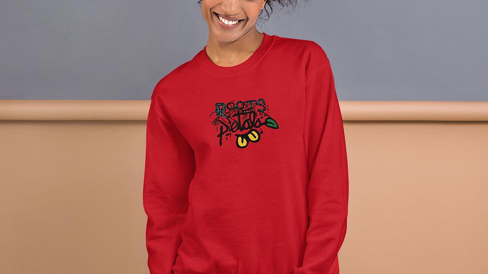 ROOTS AND PETALS Unisex Sweatshirt