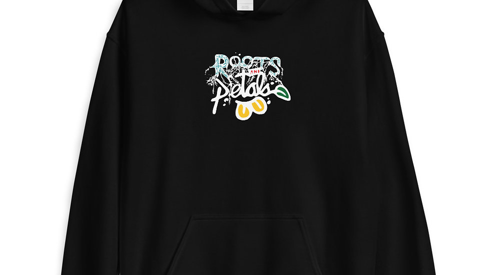 ROOTS AND PETALS Unisex Hoodie