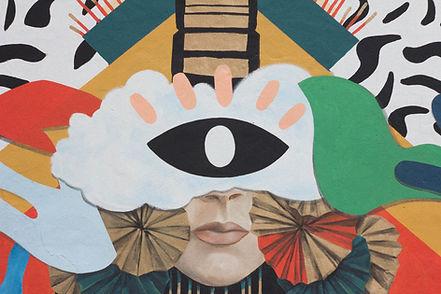 Funky Graffiti, Eye