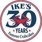 Ikes 30th Anniversary Logo Final.jpg