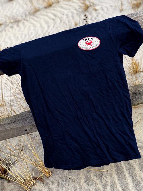 Navy Short Sleeve Tee