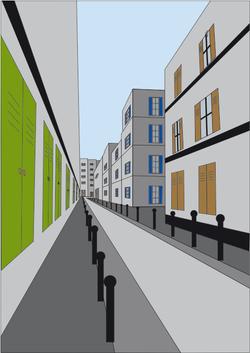 perspective Illustrator