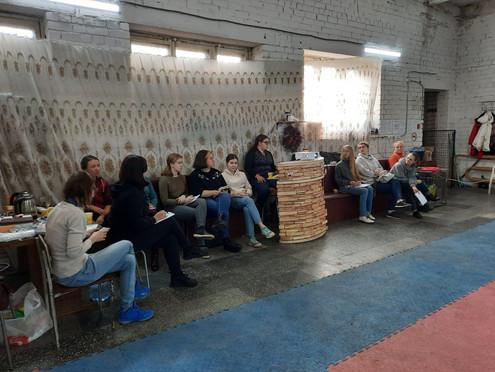 MAXIMA VET провела семинар в КАРЕЛИИ!