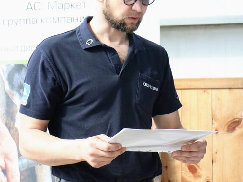 КОВАЛЬ-ОРТОПЕД на Евразийском ветконгрессе MAXIMA VET!