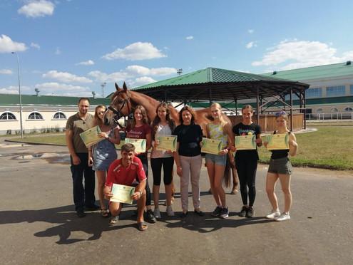 КУРСК завершил серию июльских семинаров Марии Жуковой!