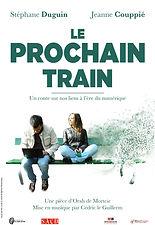 Retrouvez le prochain train au festival off d'Avignon 2014 au théâtre notre dame