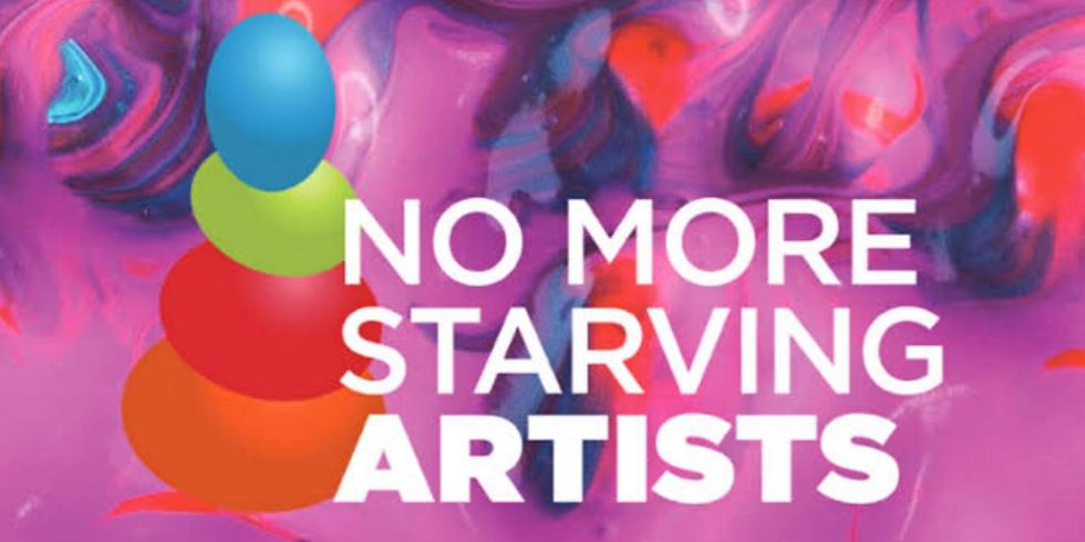 No More Starving Artists - Workshop