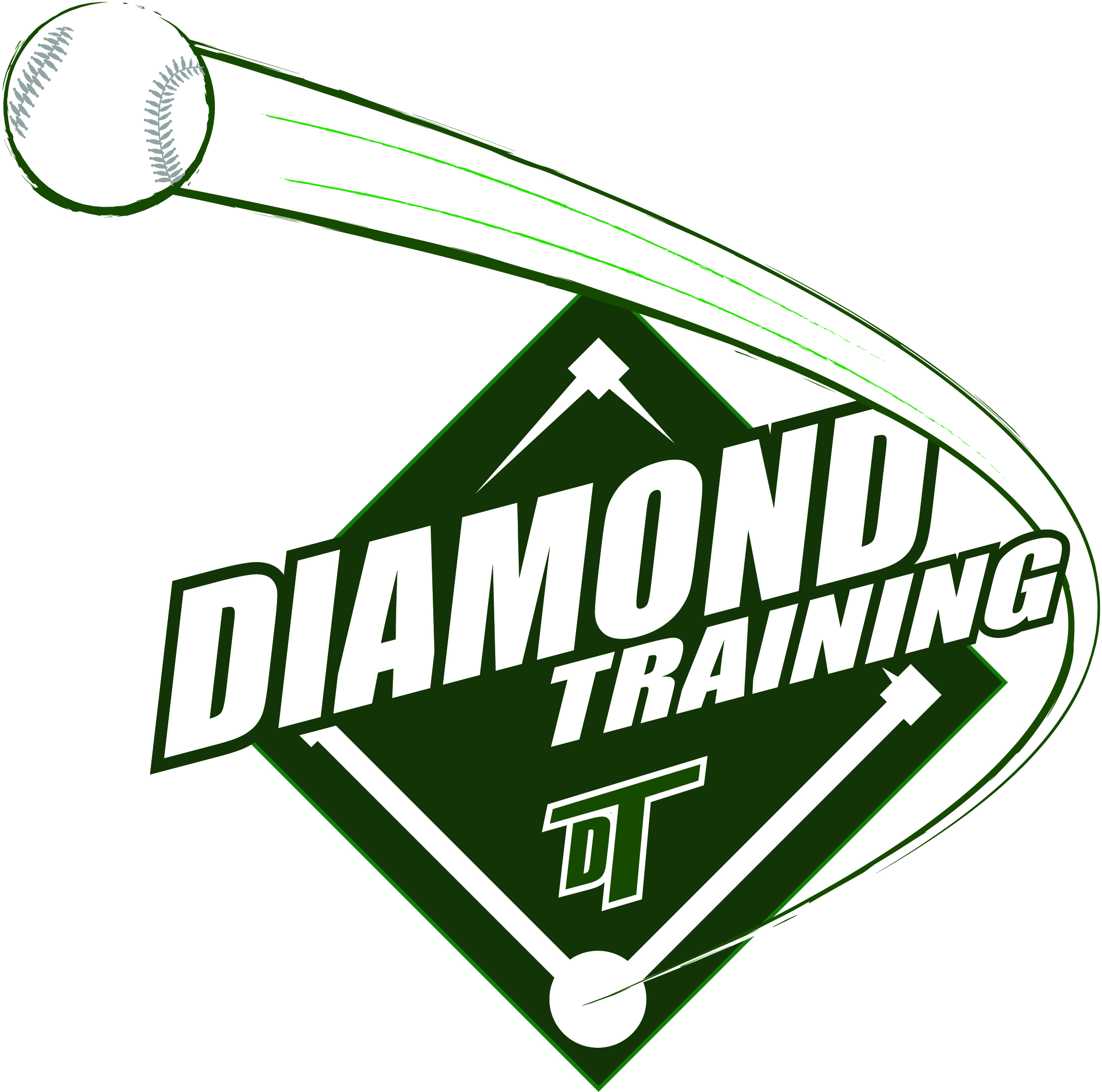 Diamond Training Logo MJ