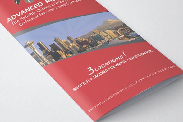 Adv-Recovery Tri-Fold Brochure