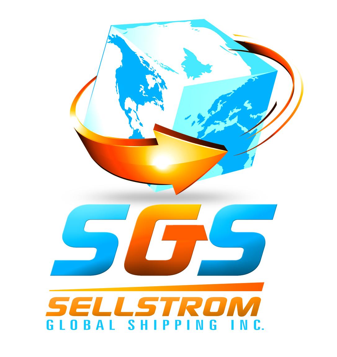 Sellstrom Global Shipping Logo