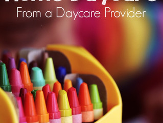 8 Truths About Home Daycare from a Provider