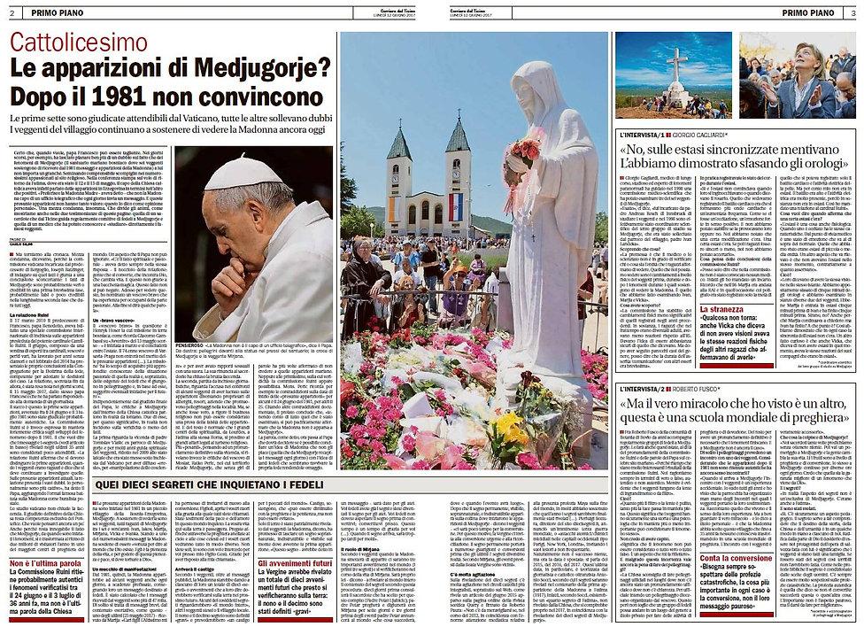 Corriere del Ticino, 12 giugno 2017