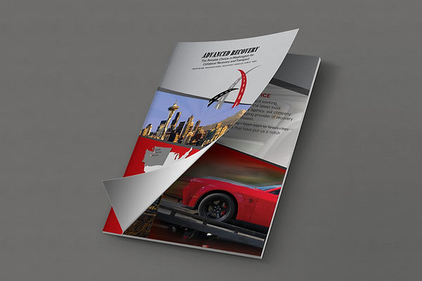 Advanced Recovery Presentation Brochure