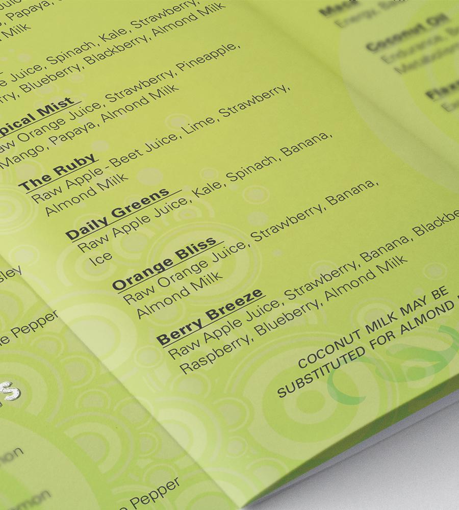 Zoe Tri-Fold Brochure