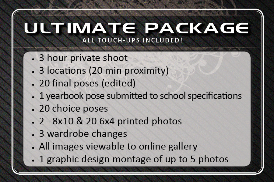 Sr. Picture Ultimate Package