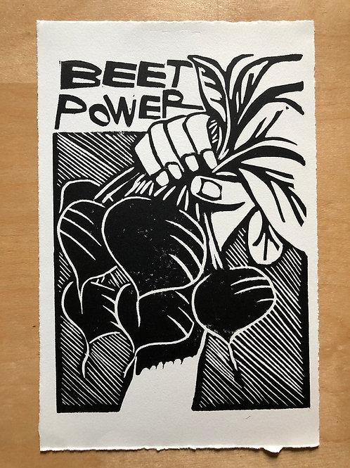 BEET POWER