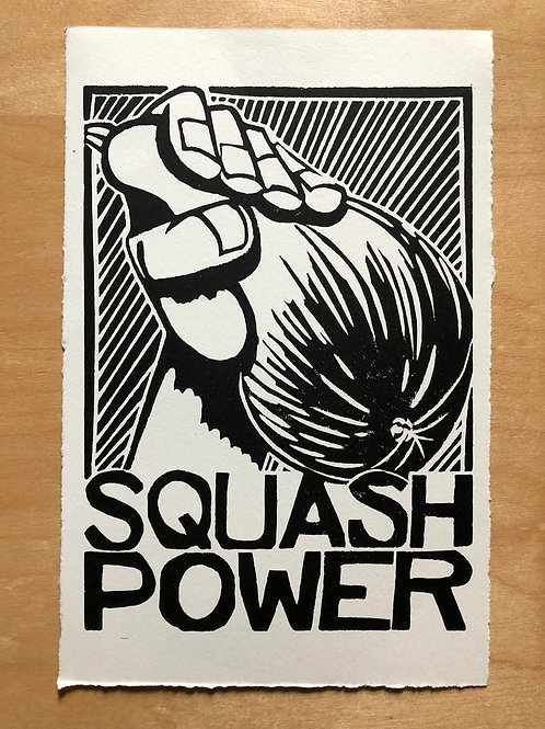 SQUASH POWER