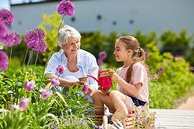 Jardinería juntos