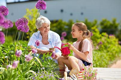 Gardening Together