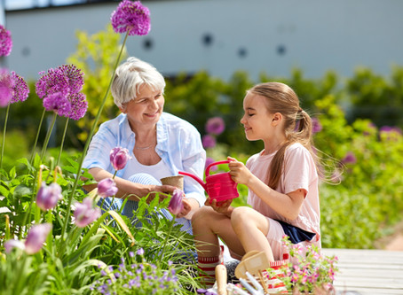 Putting the 'Grand' Back in Grandparenting: Coping Methods for Tired and Stressed Grandparents