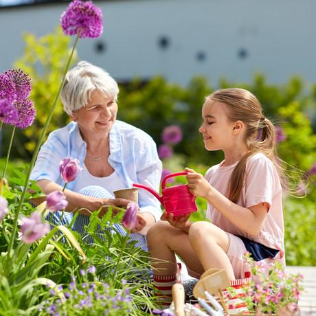 10 beneficios de la jardinería