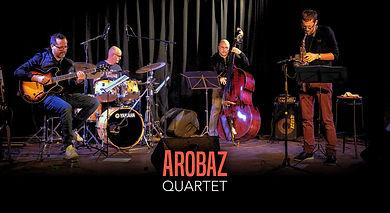 Arobaz Quartet - photo groupe.jpg