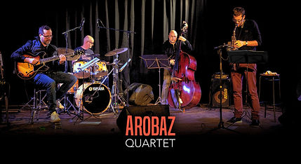 Arobaz Quartet - photo groupe.jpg