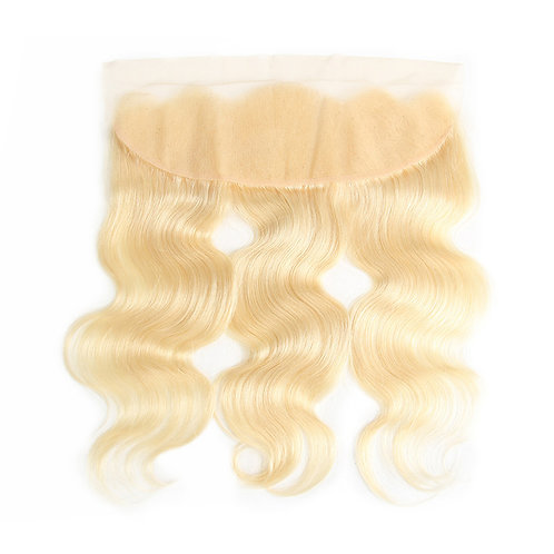 613 BODY WAVE BLONDE (FRONTAL)