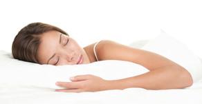 Ruhiger schlafen mit speziellem Lavendelöl