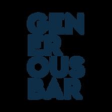Generous Bar Logo