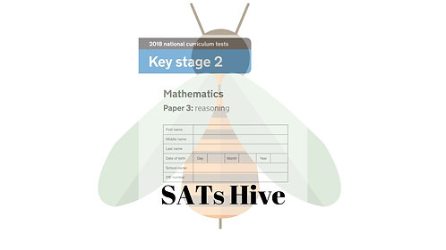SATs Hive [Year 6 Paper 3 2018]