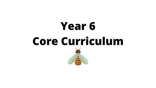 Year 6 Core Concept Lessons