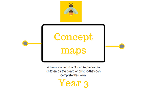 Year 3 concept maps