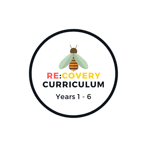 Year 1 - 6 RE:Covery curriculum