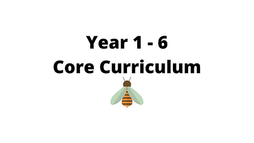 Years 1 - 6 Complete Core Concept Lessons