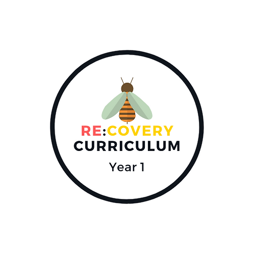 Year 1 Re:Covery curriculum