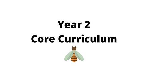 Year 2 Core Concept Lessons