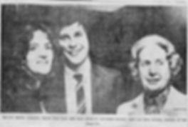 Evening Herald June 1979 Bernard Walton