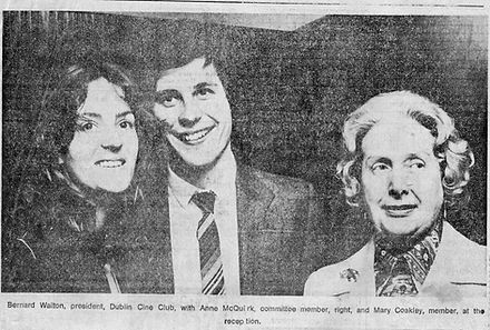 Evening Herald June 1979 Bernard Walton