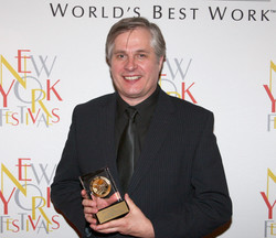 Bernard with NY award.jpg