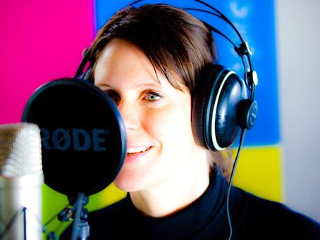 Fortbildung als Sprecherin - online classes voice actor