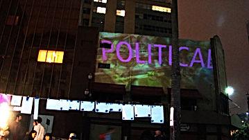 Political Drama no SP na Rua