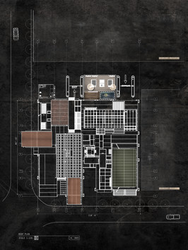 Schematic I Roof Plan View