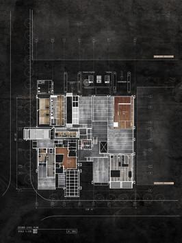 Schematic I Second Floor Plan View